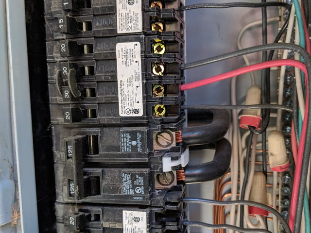 Electricians: GFI Question