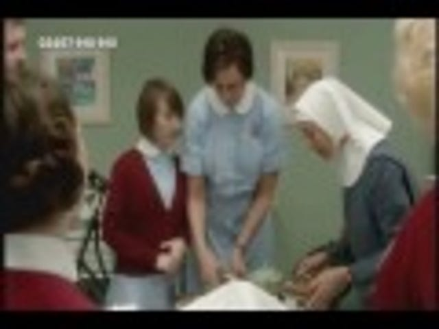 all the talk about Call the Midwife