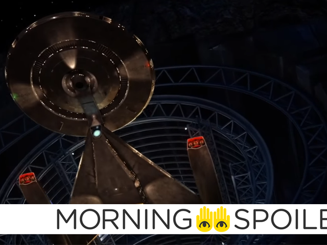 <i>Star Trek: Discovery</i> Michelle Yeoh의 소문에 대한 자세한 내용