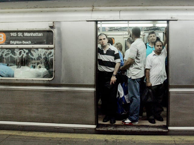 I'll Be Damned, Feds Secure Sentence Of New York City Subway Worker For Corruption