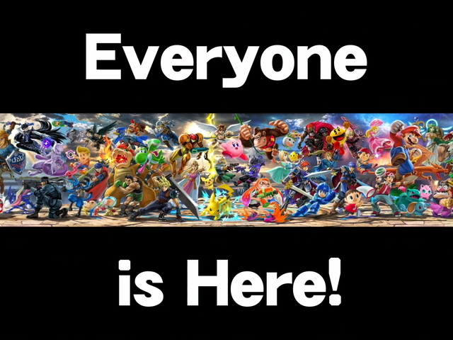 Possible Echo Fighters for Every Smash Ultimate Character