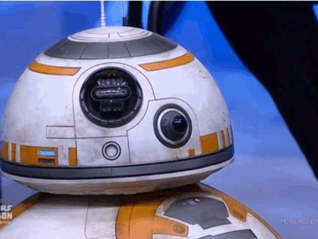 Alt vi lærte om <i>TheForce Awakens</i> på Star Wars Celebration