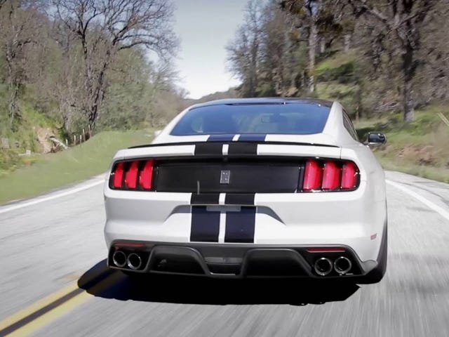GT350 - just the noises