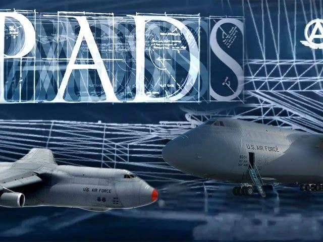 USAF Cribs