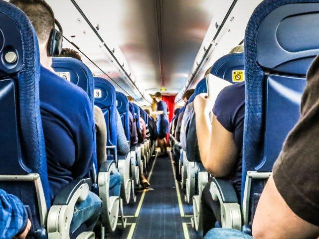 Sådan overlever man sidder på en lang flyvning, ifølge en fysioterapeut
