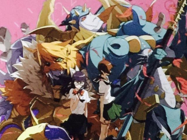 Profitez de la dernière promo de Digimon Adventure -Tri.- Kyousei