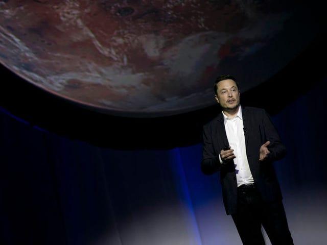 ¿Es siquiera pháp luật kế hoạch Elon Musk de colonizar Marte?