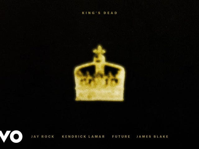 Jay Rock, Future, Kendrick Lamar-- 'King's Dead'
