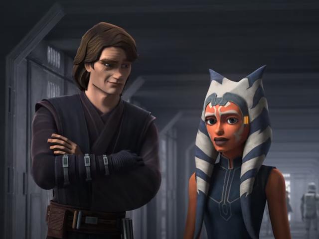 De laatste Clone Wars-trailer van Star Wars is een ongelooflijke, emotionele rit
