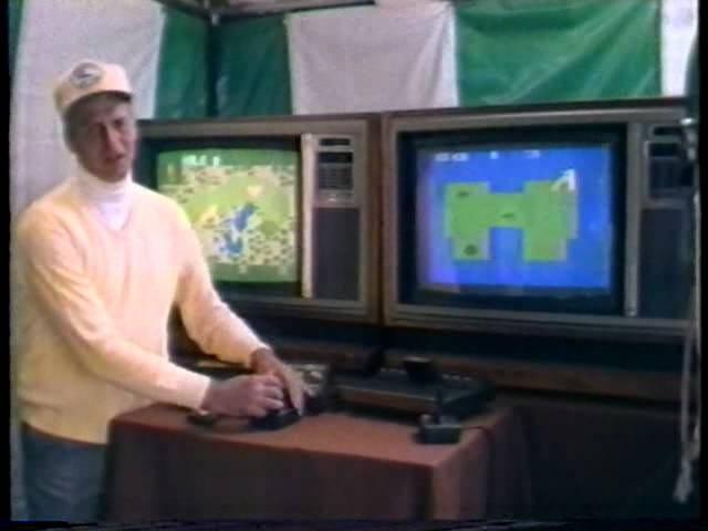 늦은 TAY 레트로 : Intellivision |  PGA 골프 |  TV 광고 (NA)