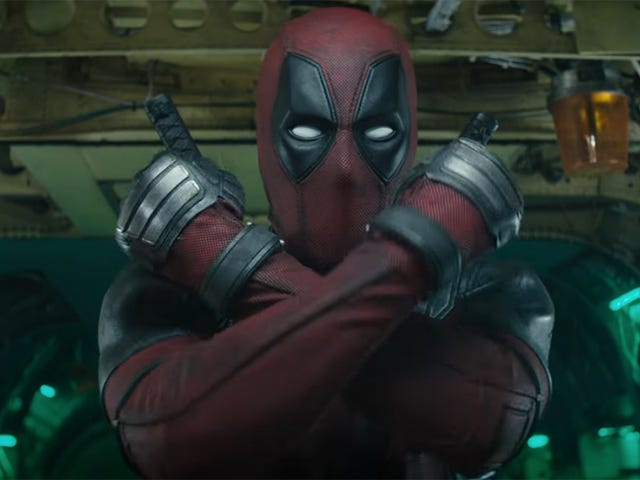 An 'Uncut' Version of Deadpool 2 Will Screen at San Diego Comic-Con