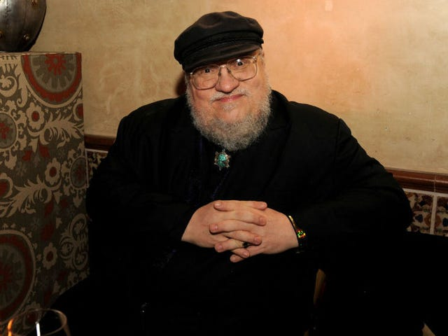George R.R. Martin Says Three Other Game of Thrones Prequels Are in 'Active Development'