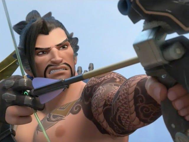 アレックス・ストラスザの真のドラゴン・フォーム「ブレイク・ザ・ゲーム」、 <i>Heroes Of The Storm</i>ディレクター <em></em>