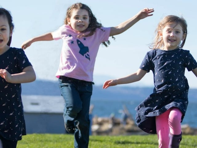 Moms Launch a Company to Sell Science-Themed Clothing for Little Girls
