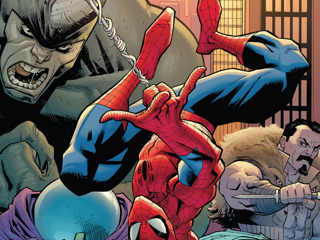 'Amazing Spider-Man' #1 (802) is a Muddled Mess