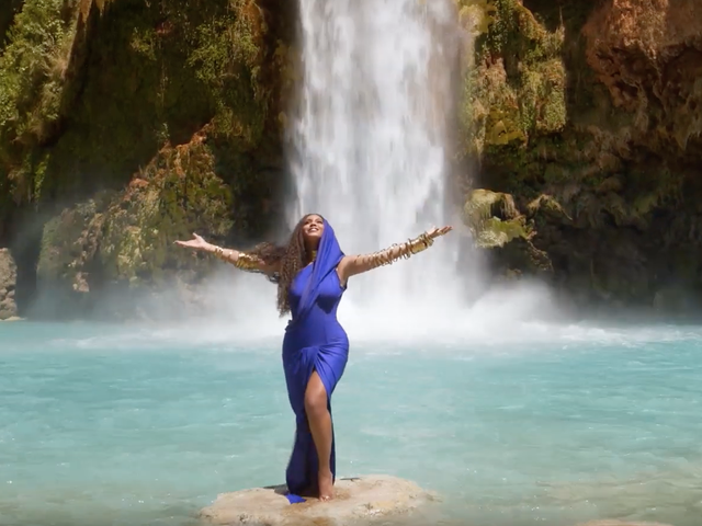 "Beyoncé releases dramatic, colorful video for her Lion King song ""Spirit"""