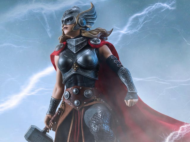 The Team Behind Jane Foster's Turn as Thor Talk About Their Epic, Inspiring Story