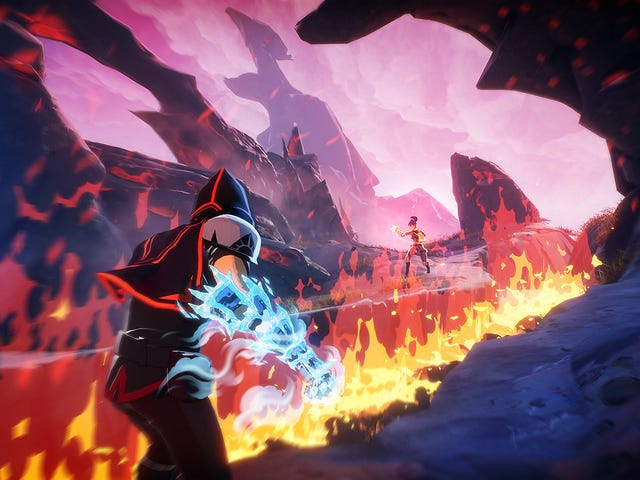 Spellbreak Is Avatar: The Last Airbender: The Battle Royale, And It Owns