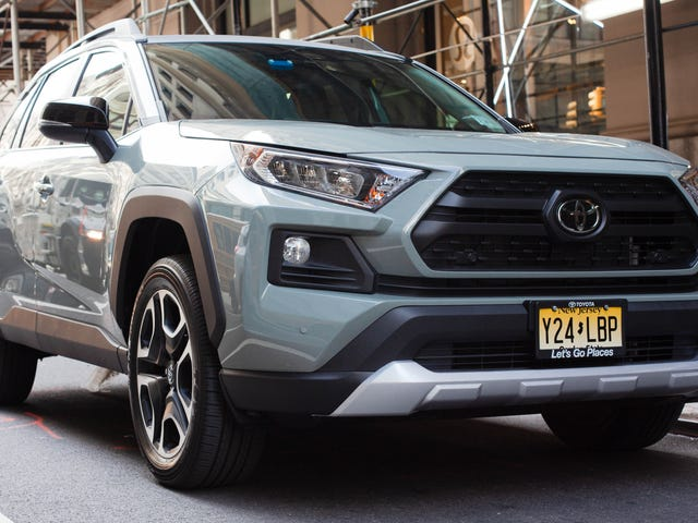 What Do You Want to Know About the 2019 Toyota RAV4?