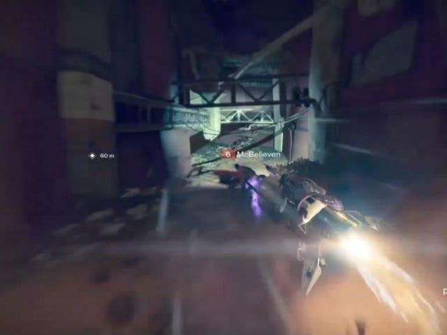 Destiny Sparrow Racer spiller skidt, ødelægger mine drømme