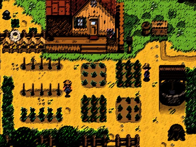 Stardew Valley Is Definitely A Horror Game