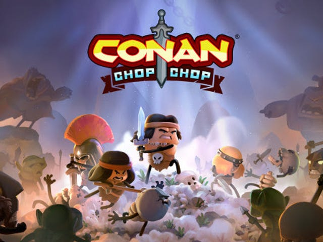 Funcom의 만우절 2019 장난이 실제 게임으로 변모했습니다. Conan Chop Chop은 더 이상 Februa에서 나오지 않습니다.