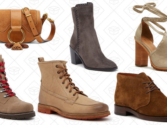 Start The Spring Season On The Right Foot With This Frye Sale at Nordstrom Rack