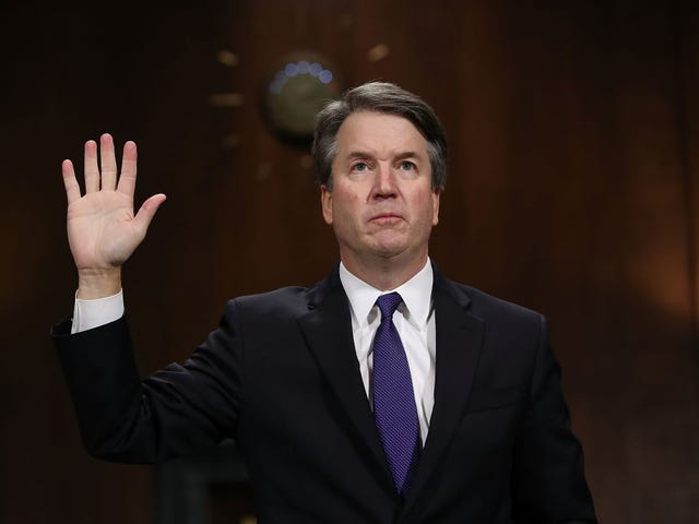 What Black People Should Take Away From the Kavanaugh Hearing: A Lack of Due Process Will Always Hurt Us the Most