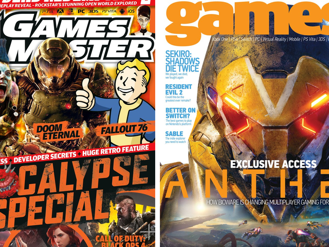 Two More Gaming Magazines Are Ending