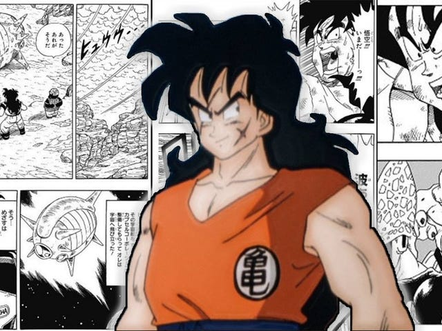 In defense of Yamcha