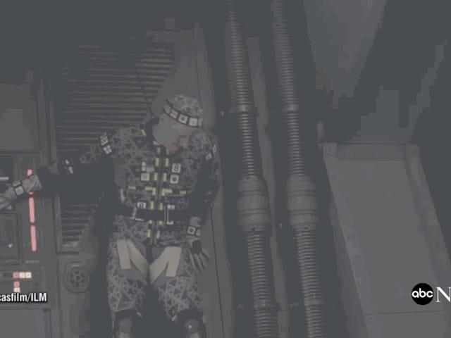 Cette vidéo semble montrer des scènes de mort alternatives pour les personnages <i>Rogue One</i>