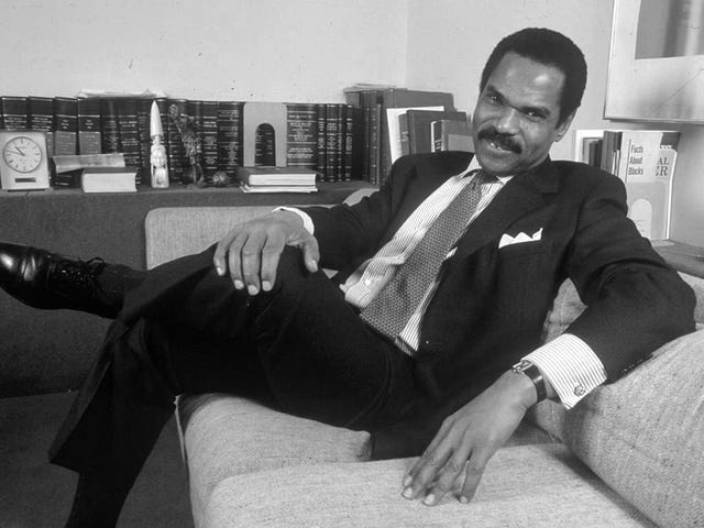 Bilyon-Dollar Legacy: Ang Story ni Incredible Life ni Reginald F. Lewis ay May Pelikula
