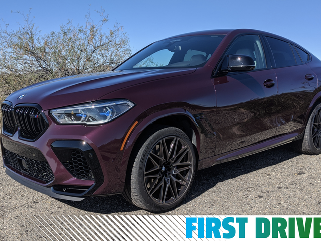 The BMW X5 M And X6 M Are Good But That's Not Really The Point