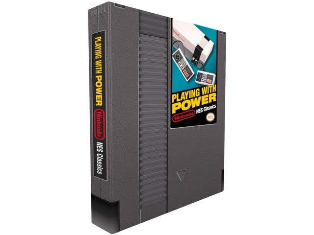Tangkap Sejarah Sejarah Permainan Sekali Nintendo Nes Tiny Keluar