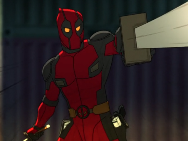 Rejected Test Footage for FX's Deadpool Show Offers a Look at What Could've Been