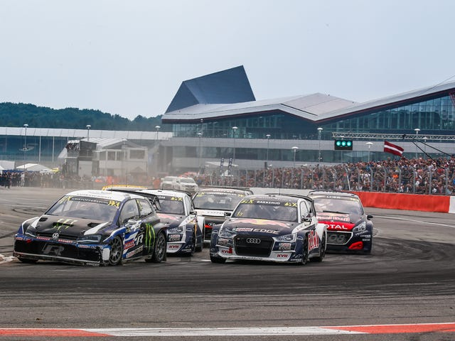 Fantasy WorldRX Preview: Gonna Race Hell