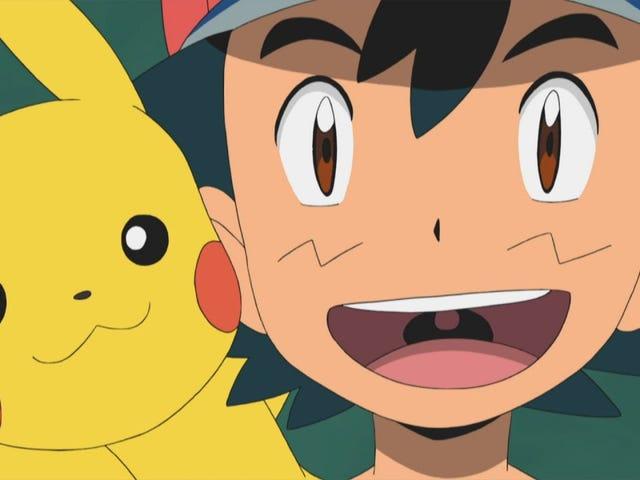 Pokémon Anime'de Ash'in Ezici Yenilgisine Hazır Olun