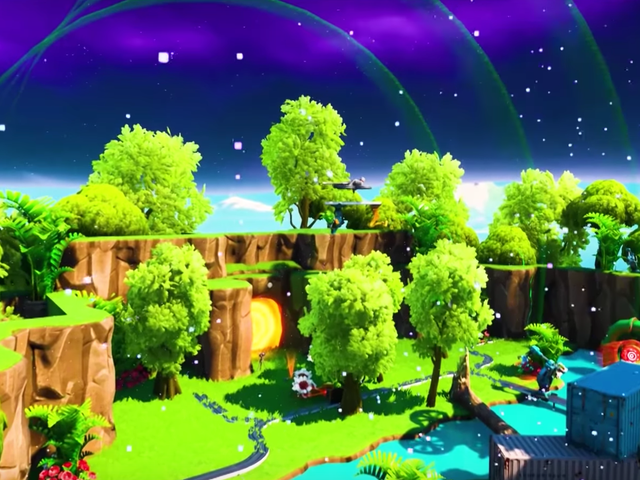 Some People Made An Entire Sci-Fi Game Inside Of Fortnite