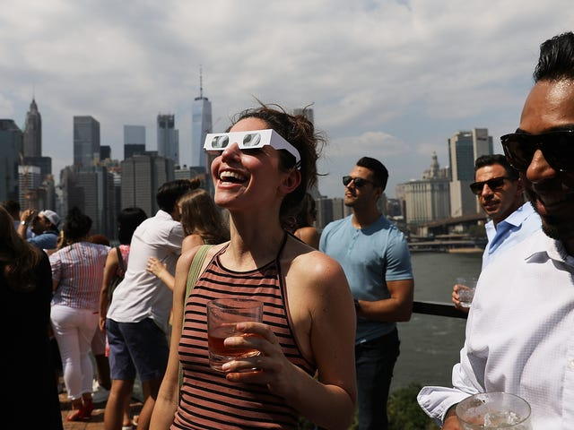 You Can Use Your Solar Eclipse Glasses to See Another Awesome Sun Feature