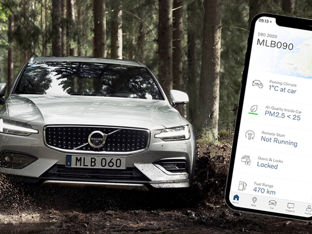 Volvo's New Ionization Air Filter Will Clean Your Car Of Yesterday's Bad Breath And Farts