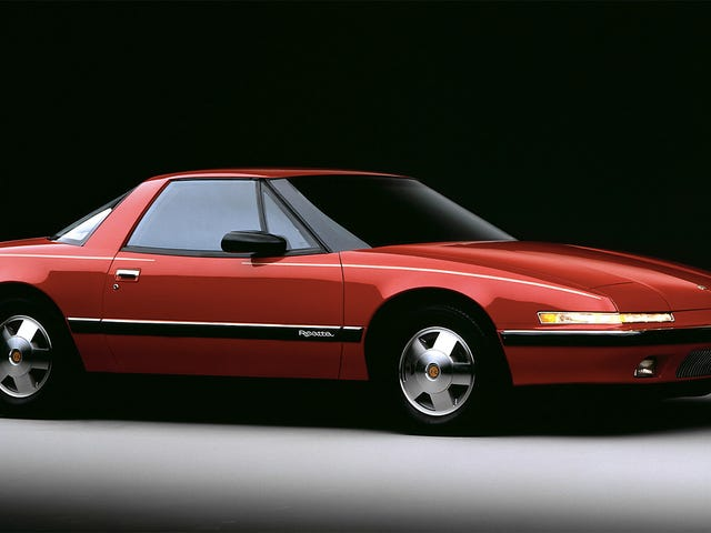 Comment Of The Day: Defender Of The Buick Reatta Edition
