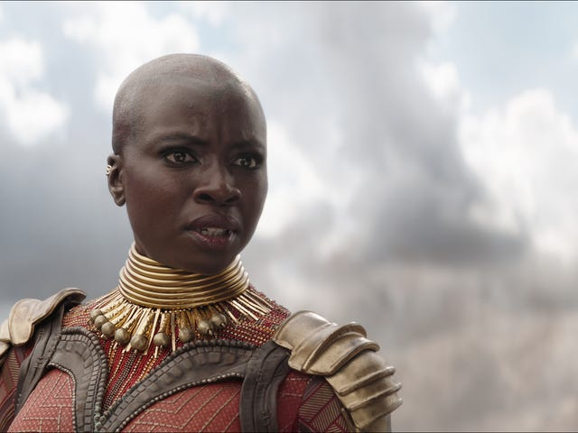 Marvel fixes obvious, glaring fuck-up, adds Danai Gurira's name to the new Endgame poster