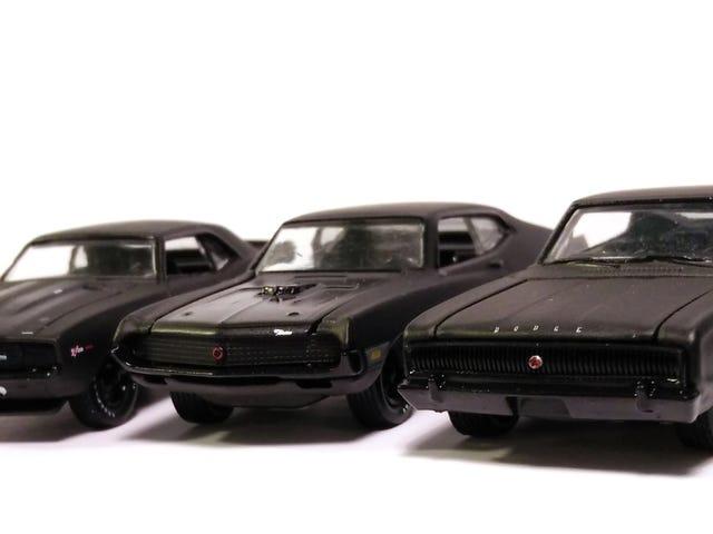 M2 Machines Frozen Black Pearl Series