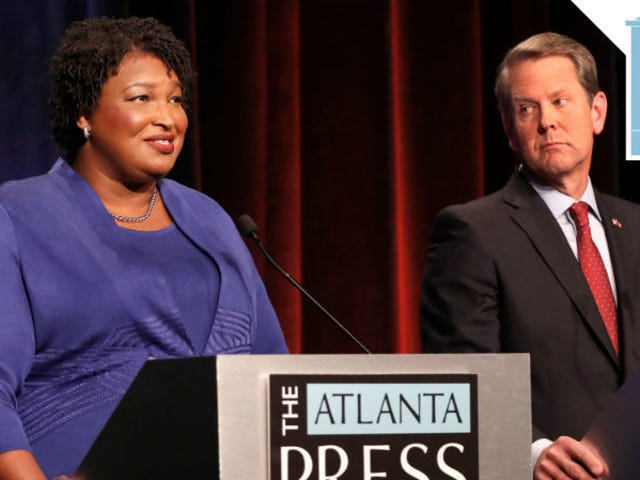 A Judge Orders Georgia Officials to Stop Rejecting Absentee Ballots Like Fucking Jerks
