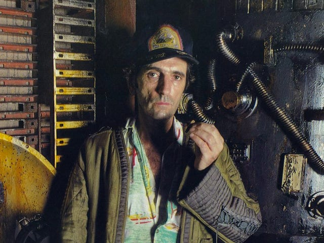 Legendary Actor Harry Dean Stanton Dies at 91