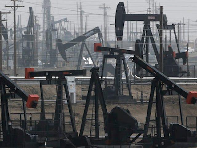 石油公司正在向干旱的农场出售污水
