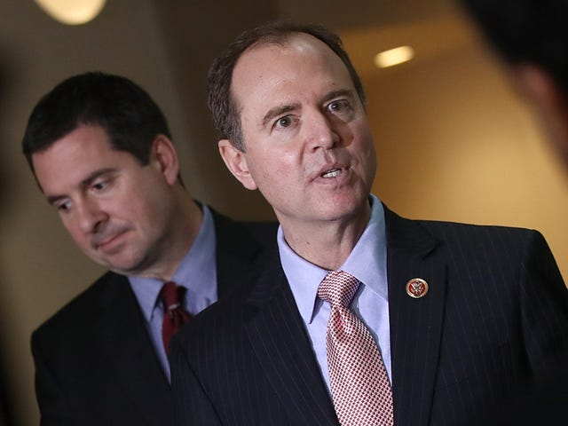 Trump Worries As House Intelligence Chairman Adam Schiff Hires Former White House Employees
