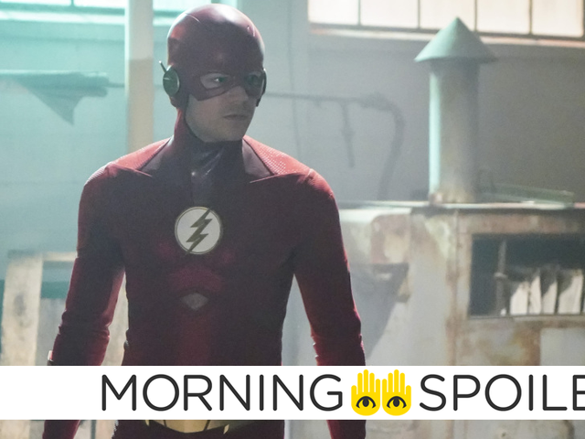 <i>The Flash</i> Dapat Hilang Karakter Utama Selepas Musim Ini