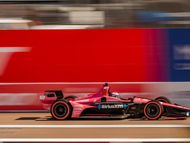 Grand Prix of St. Petersburg, Part One