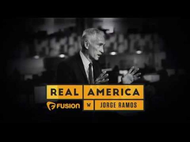"""""""Реальна Америка з Хорхе Рамосом"""" на прем'єру 21 листопада на FUSION"""